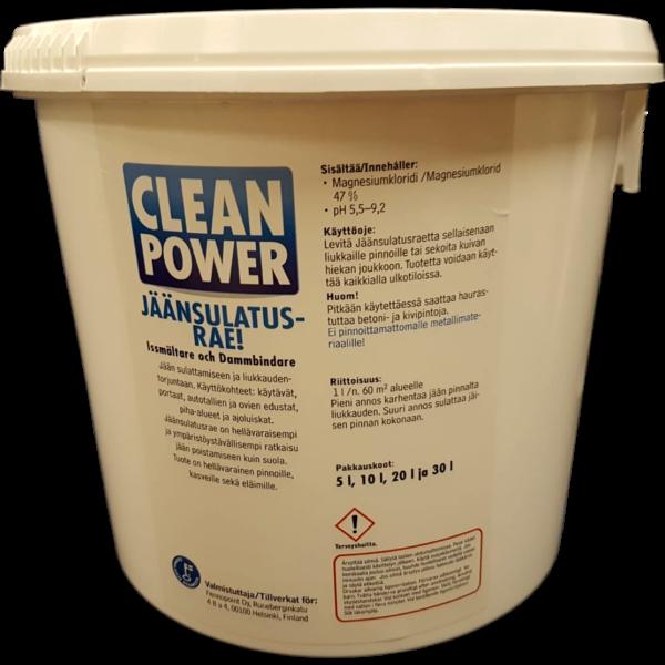 Tuotekuva Jäänsulatusaine Clean Power Jäänsulatusrae