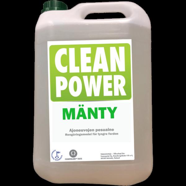 Tuotekuva Kalustonpesuaine Clean Power Mänty