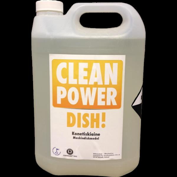Tuotekuva Konetiskiaine Clean Power Dish