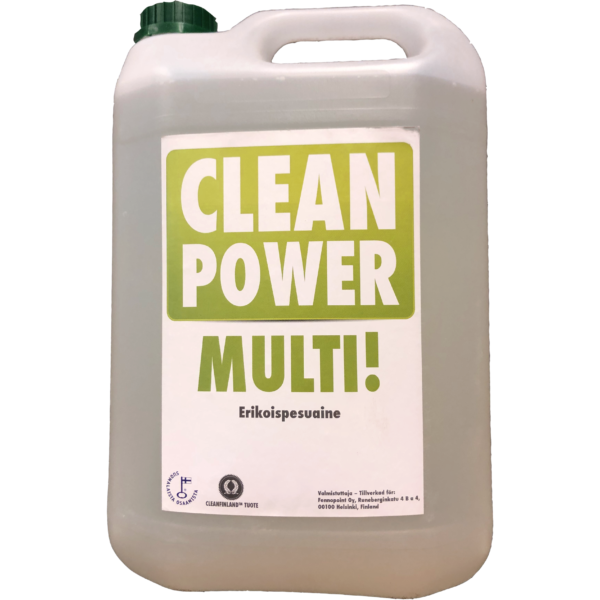 Tuotekuva Pesuaine Clean Power Multi