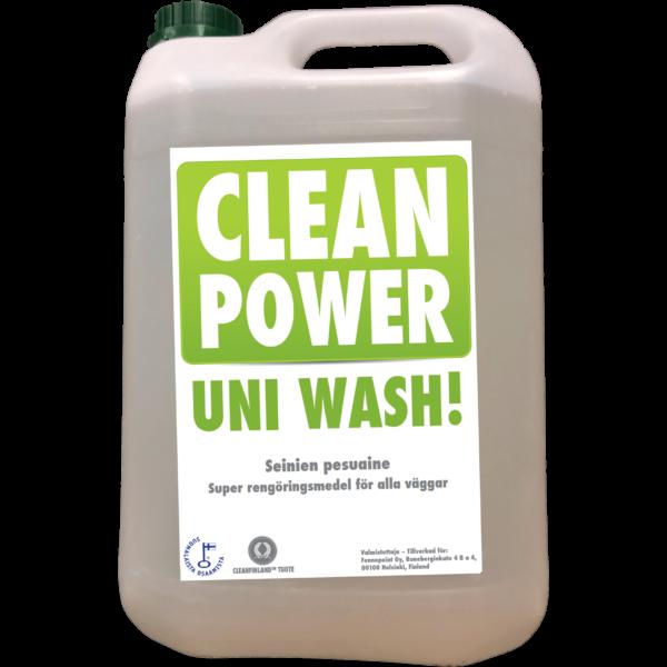 Tuotekuva Pesuaine Clean Power Uni Wash