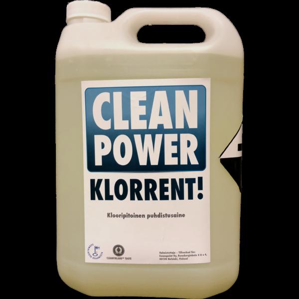 Tuotekuva Pesuaine Clean Power Klorrent