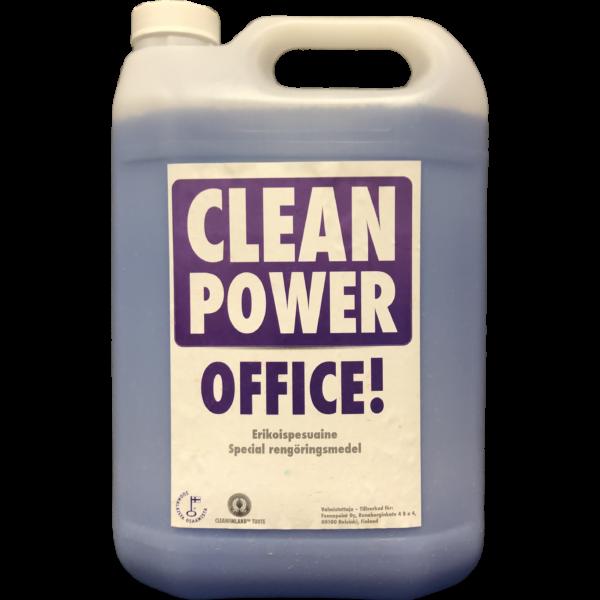 Tuotekuva Pesuaine Clean Power Office