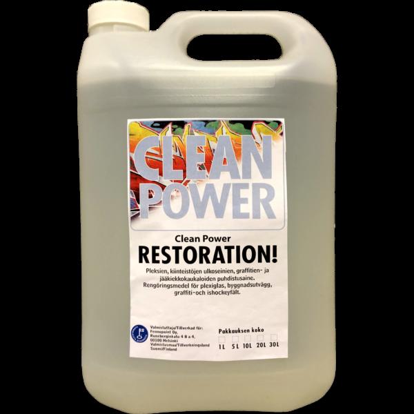 Tuotekuva Pesuaine Clean Power Restoration